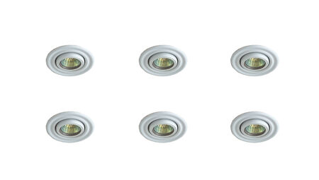 halogen: halogen lamps on wall