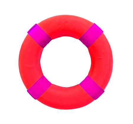 taking the plunge: Swimming ring