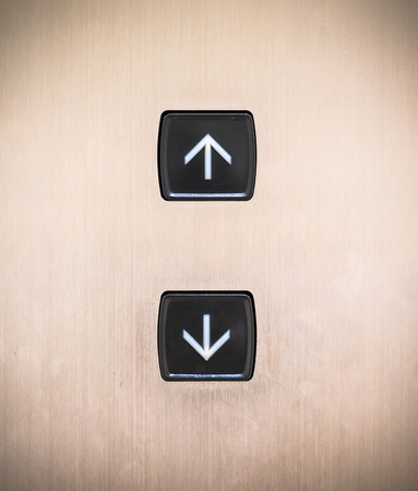 to button up: Elevator Button up and down direction