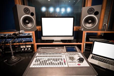 음악 스튜디오 스톡 콘텐츠 - 43812432