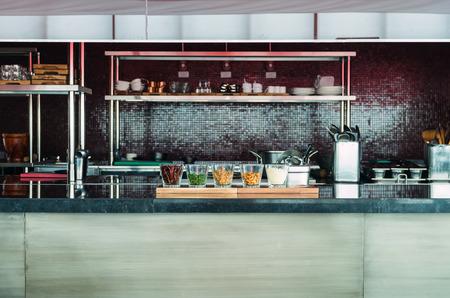 cuisine: Luxury kitchen