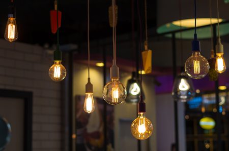electric bulb: Luxury lighting decoration