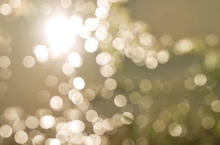 blurr: Bokeh background Stock Photo