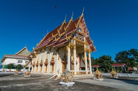 public domain: wat rong wua, Buddhist temple, public domain in chainat province, thailand, public domain