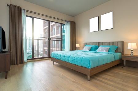 bedroom bed: Luxury Interior bedroom