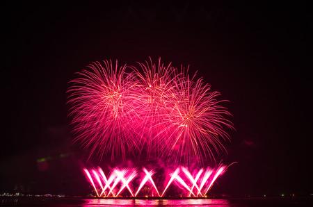 celebration: Multicolor Firework Celebration