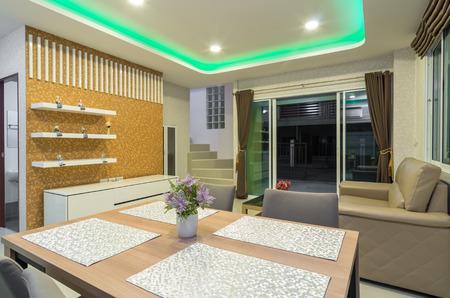furnishings: Luxury Interior living room