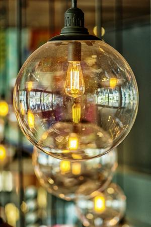 Luxury lighting decoration