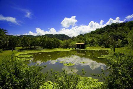 Costa Rica Standard-Bild - 2406786