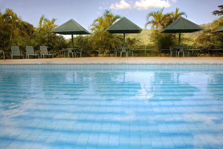 Pool Standard-Bild - 2406735