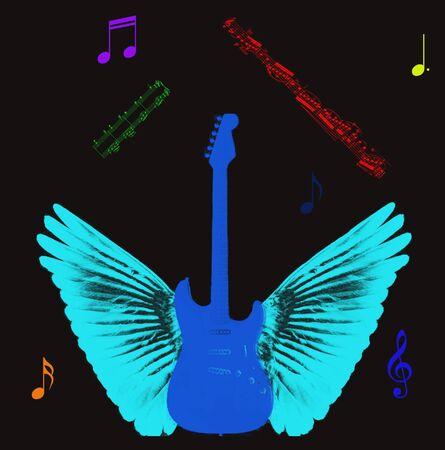 guitar Stock Photo - 18560632