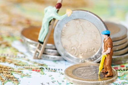 Euro crisis in Greece