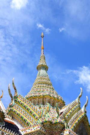 Palace in Bangkok Thailand photo