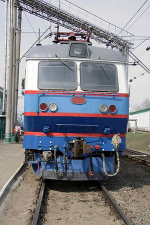 depot: The locomotive costs in depot