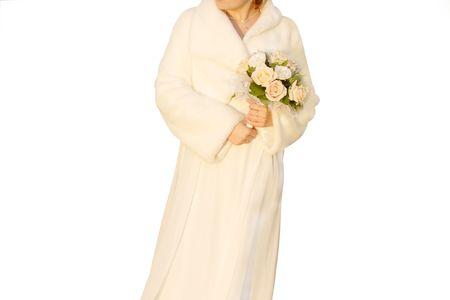 bontjas: De vrouw in een bont jas