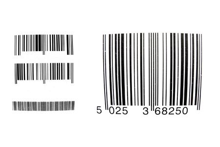 bar codes: The image of the bar codes.