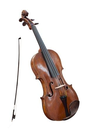 fiddlestick: violonchelo aislados, en el fondo blanco