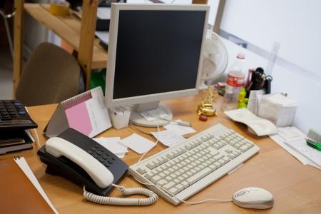 jobsite: work place of secretary