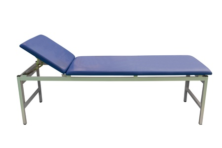 spetial: The image of a medical bed