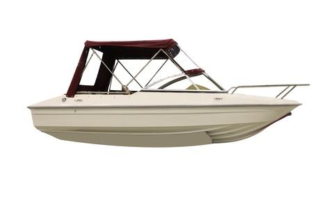 Das Bild von einem Boot