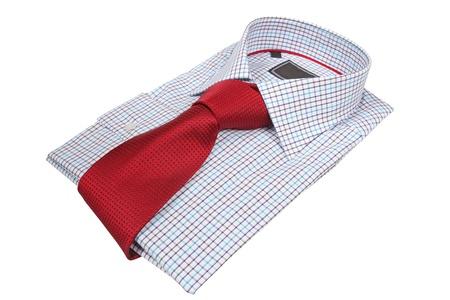 shirt isolated under the white background Stock Photo - 18894352