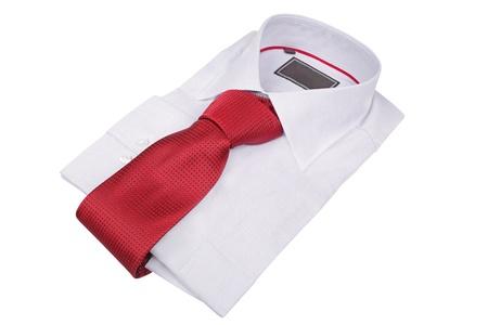 shirt isolated under the white background Stock Photo - 19038425
