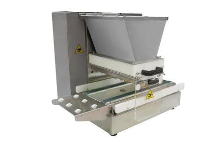 Das Bild von einem Backmaschine