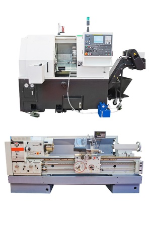 lathes machines photo