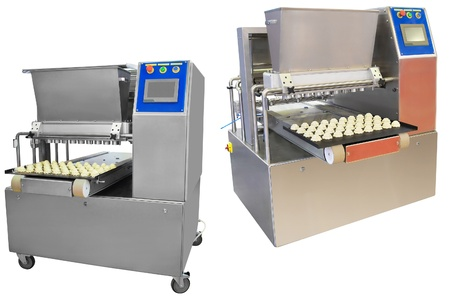 semimanufactures: baking machines