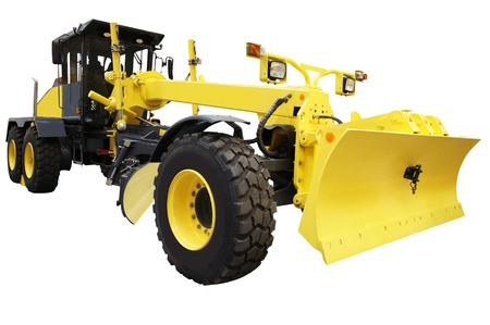 grader: grader tractor