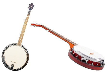 banjo guitars photo