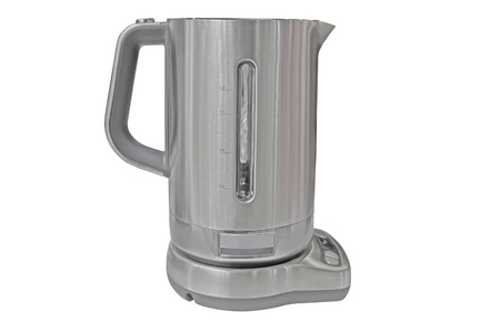 kettle isolated under the white background photo