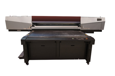 the image of a printing equipment photo