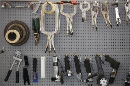 spetial: The image of tool board