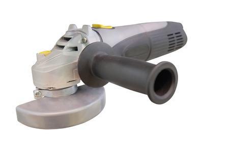 grinder machine: grinder machine under the white  Stock Photo