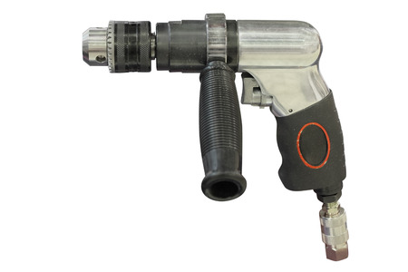 perforator: perforator under the white  Stock Photo