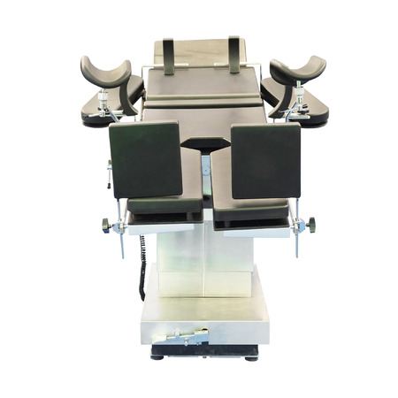 gynecological: gynecological chair under the white