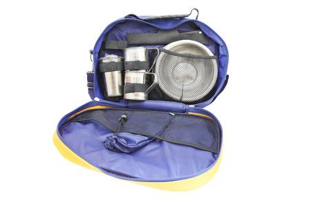 picknick: Pick-nick bag isolated