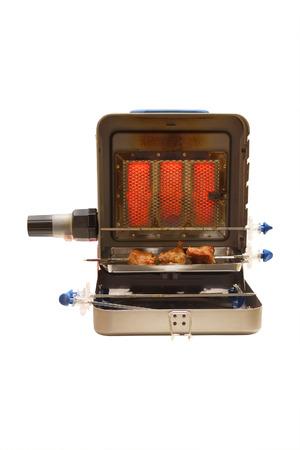 shish kebab: equipment for cooking shish kebab