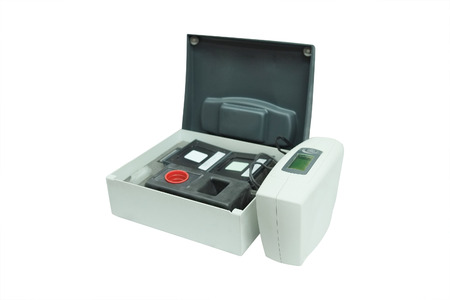 spectrophotometer: the image of a spectrophotometer