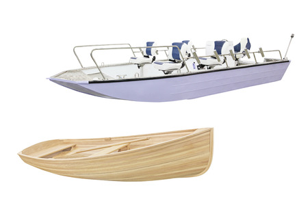 The image of a boat photo