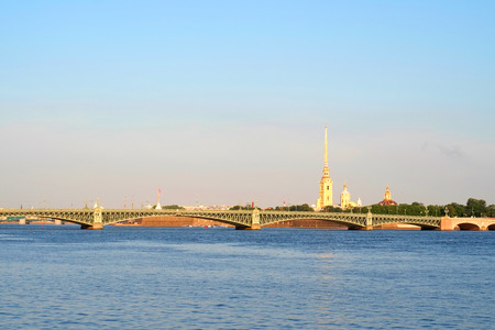 the image of a Peter and Paul Fortress photo