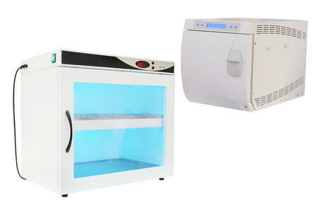 sterilization: box for sterilization of medical tools