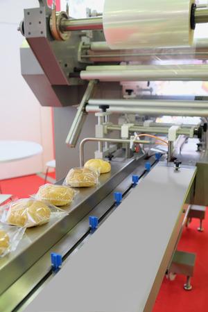 image of a baking machine Stock Photo