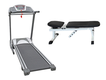 wight: The image of gym apparatus