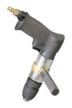 pneumatic: image of a pneumatic wrench