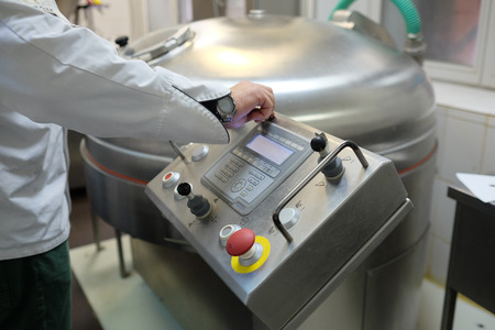 image of a food-processing industry photo