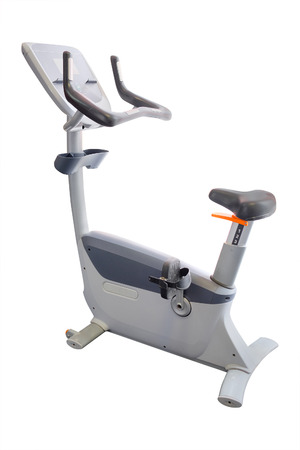 image of a exercise bike photo