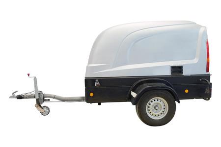 rinse spray hose: Autonomous high pressure washer