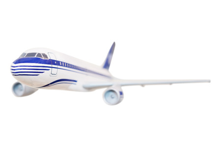 avia: The image of a model airplane